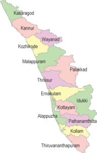 kerala-district-wise-map