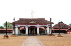 Sri Krishna Temple at Guruvayur