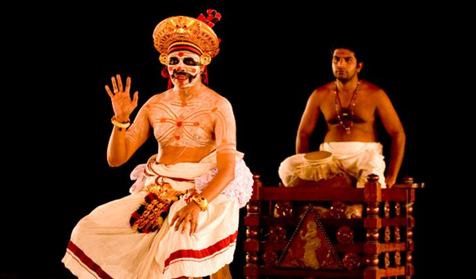 Chakyar koothu