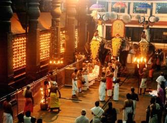 Sri Krishna Temple at Guruvayur